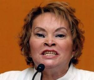 Elba Esther Gordillo, La Maestra