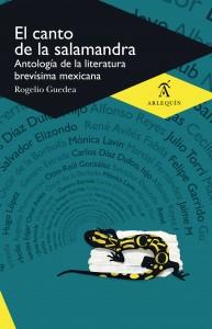 El canto de la Salamandra. Rogelio Guedea